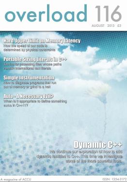 C++ Ahora - Magazine cover